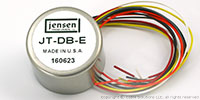 Jensen Transformers JT-DB-E 12:1 Direct Box Transformer with Wire Leads