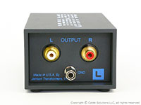 Jensen Transformers MC-2RR Outputs