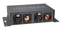 Jensen Transformers PC-2XR Balanced to Unbalanced Audio Converter