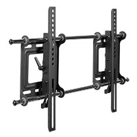 Liberty AV IM63T Tilt Wall Mount for Flat Panel TV -Closed Position