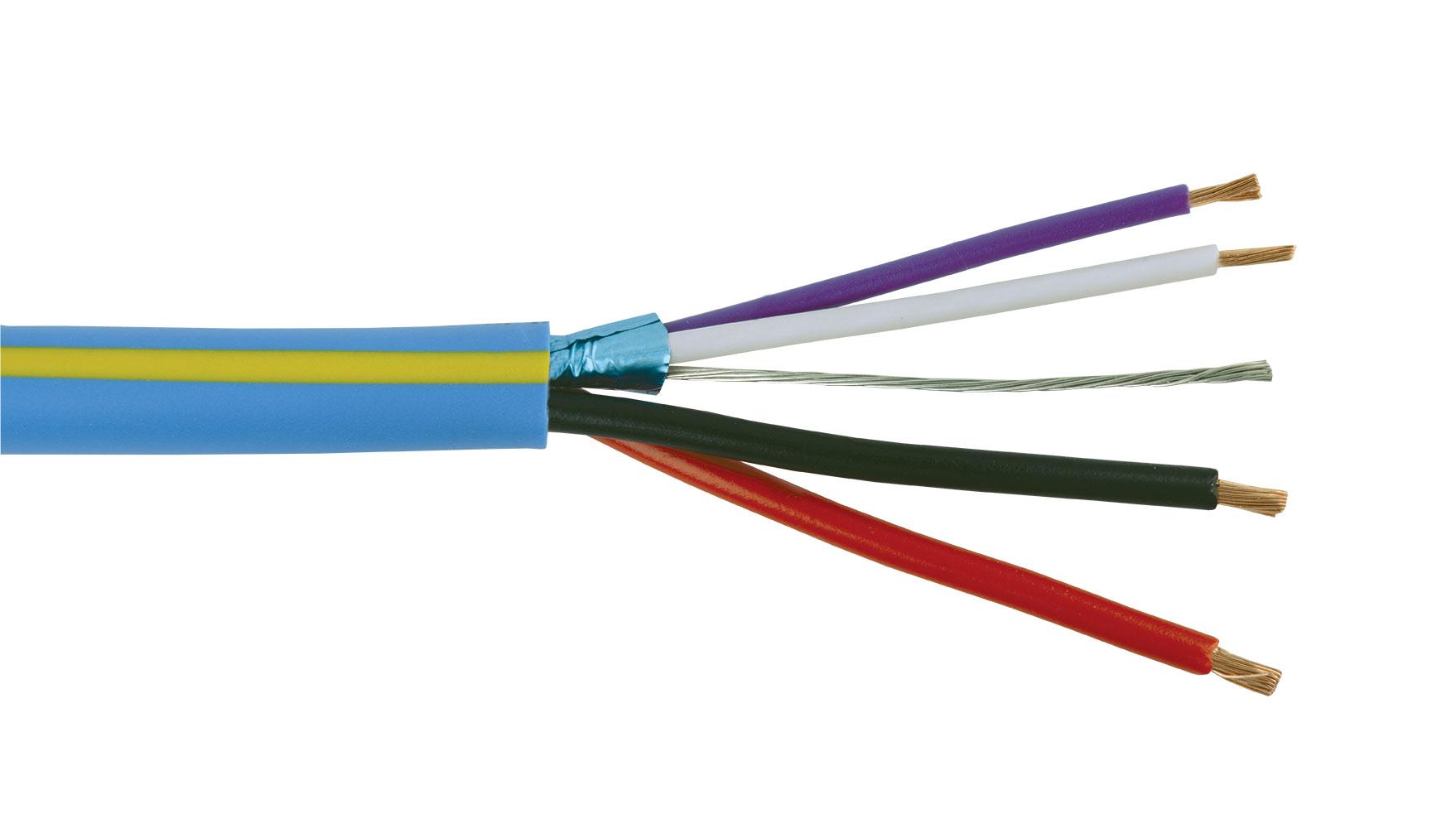 Liberty AV LUTRON-YEL Universal Control and Power Cable