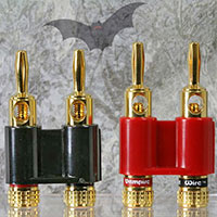 Vampire Wire #DB Double Banana Plugs