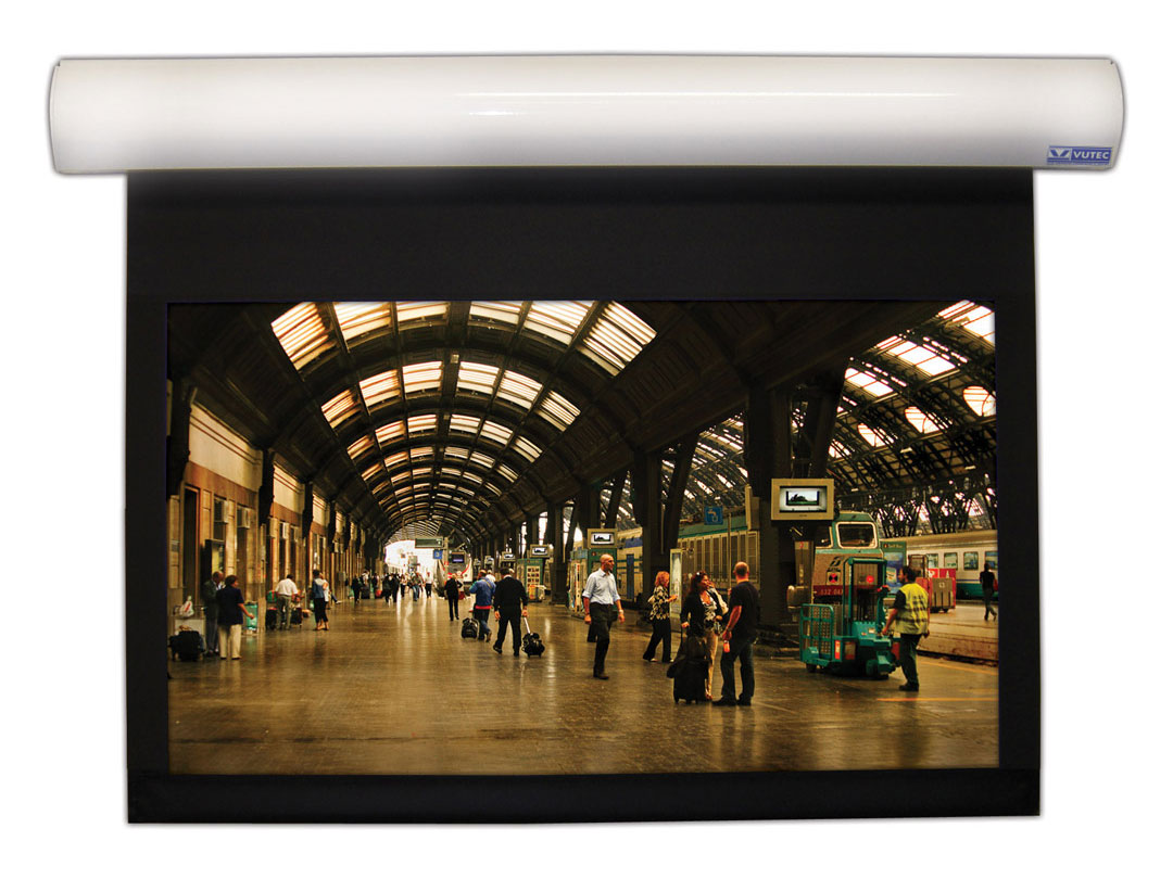 Vutec Lectric I Motorized Projection Screen